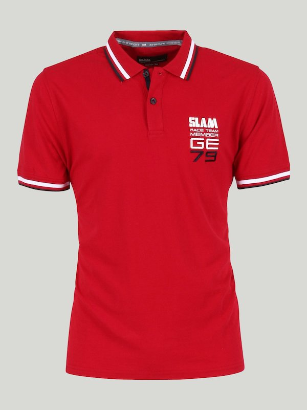 Genoa 2.1 Embroidery polo shirt