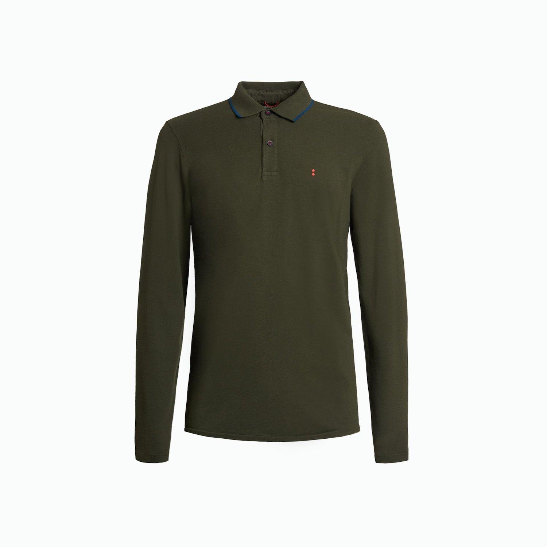 Poloshirt B2 - Meeresgr?n