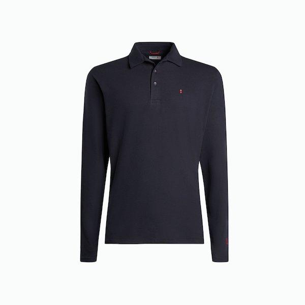 B163 polo shirt