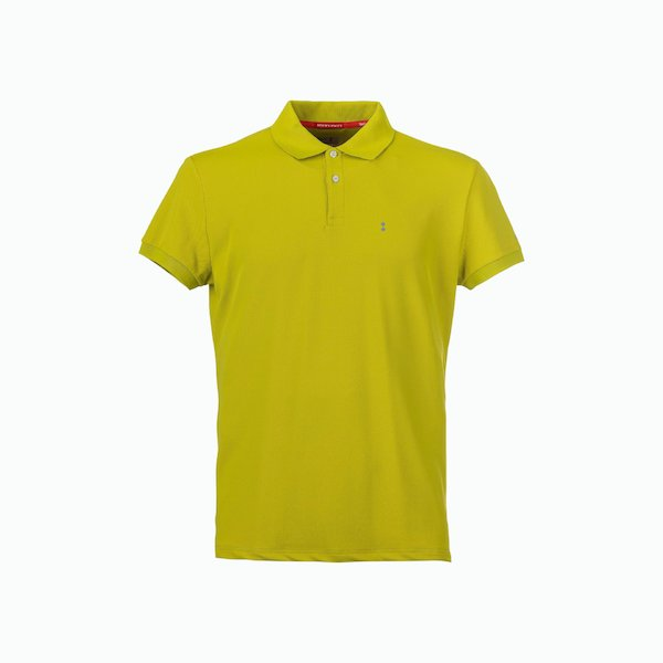 Men's polo C213 technique with rapid moisture absorption