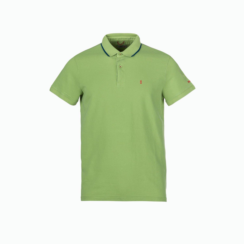 C251 Polo - Acid Green