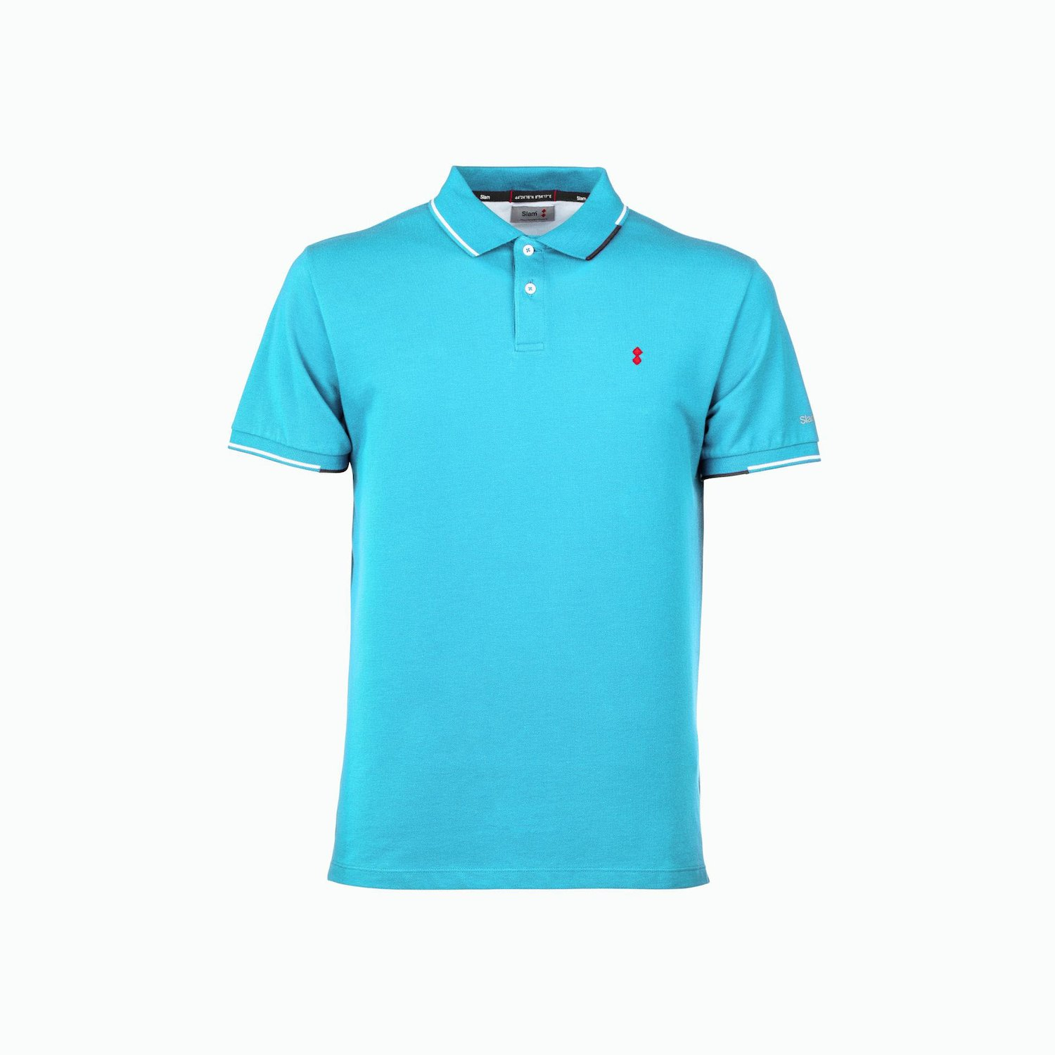 New Stern Polo - Atoll Blue