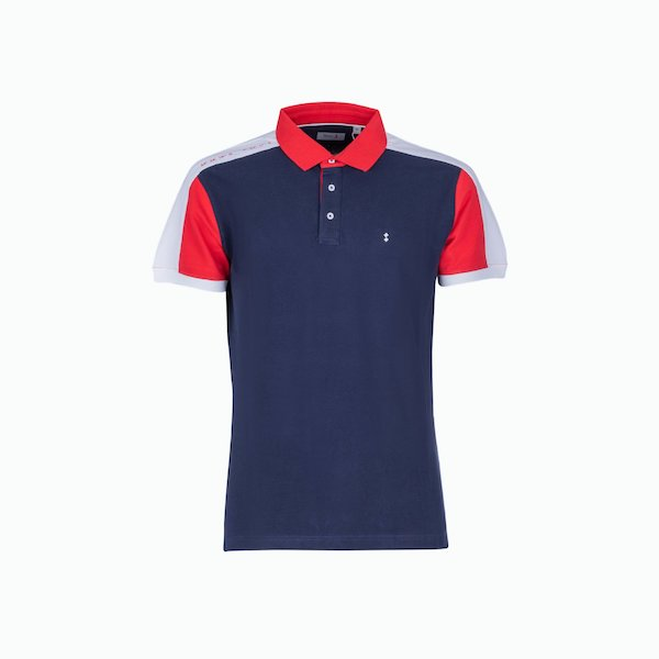 D206 Men's polo shirt