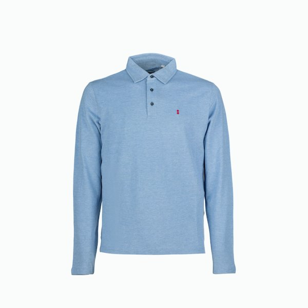 D208 Men's polo shirt