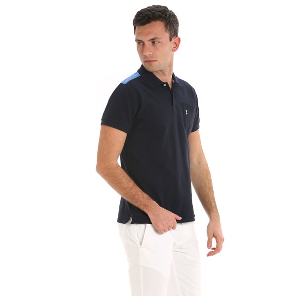 Men's polo shirt E 79