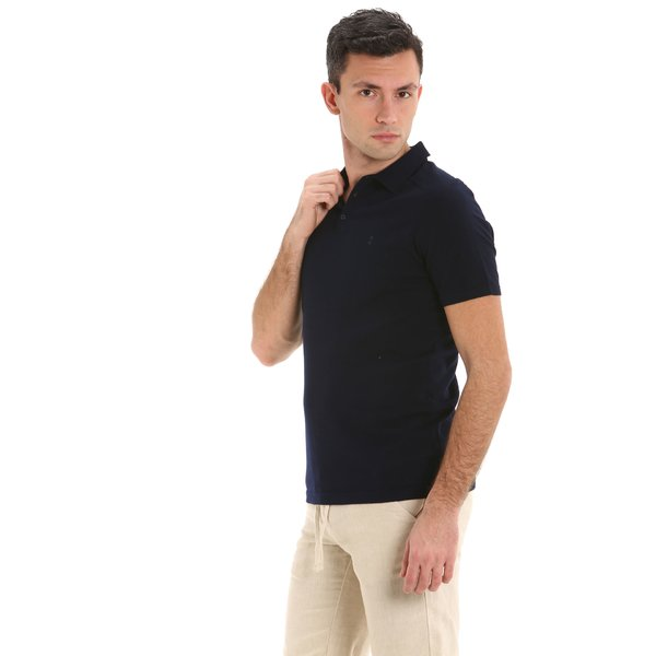 Men's polo shirt E85