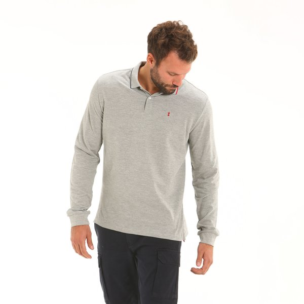 Polo hombre Mel. Stern New LS