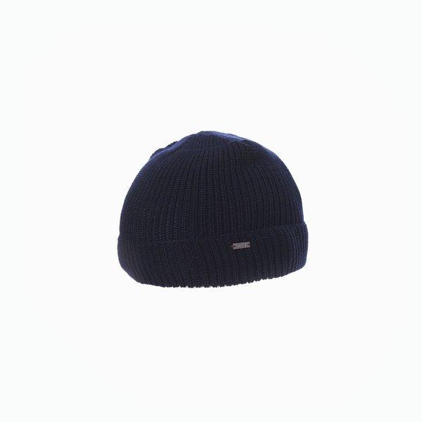 Gorra de hombre de lana repelente al agua
