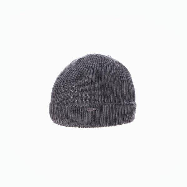 Men's hat in water repellent wool