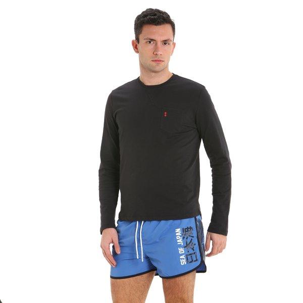 Herren-Badehose E173 als Boxershorts aus Light Nylon
