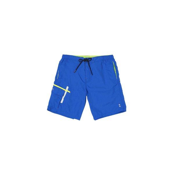 Herren-Badehose G156 als Boxershorts mit seitlichen Taschen