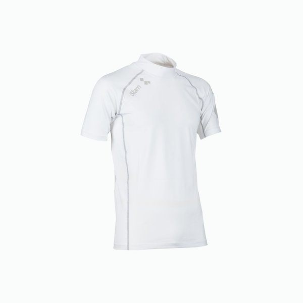 T-Shirt uomo Lycra Top SS Anti UV batteriostatica