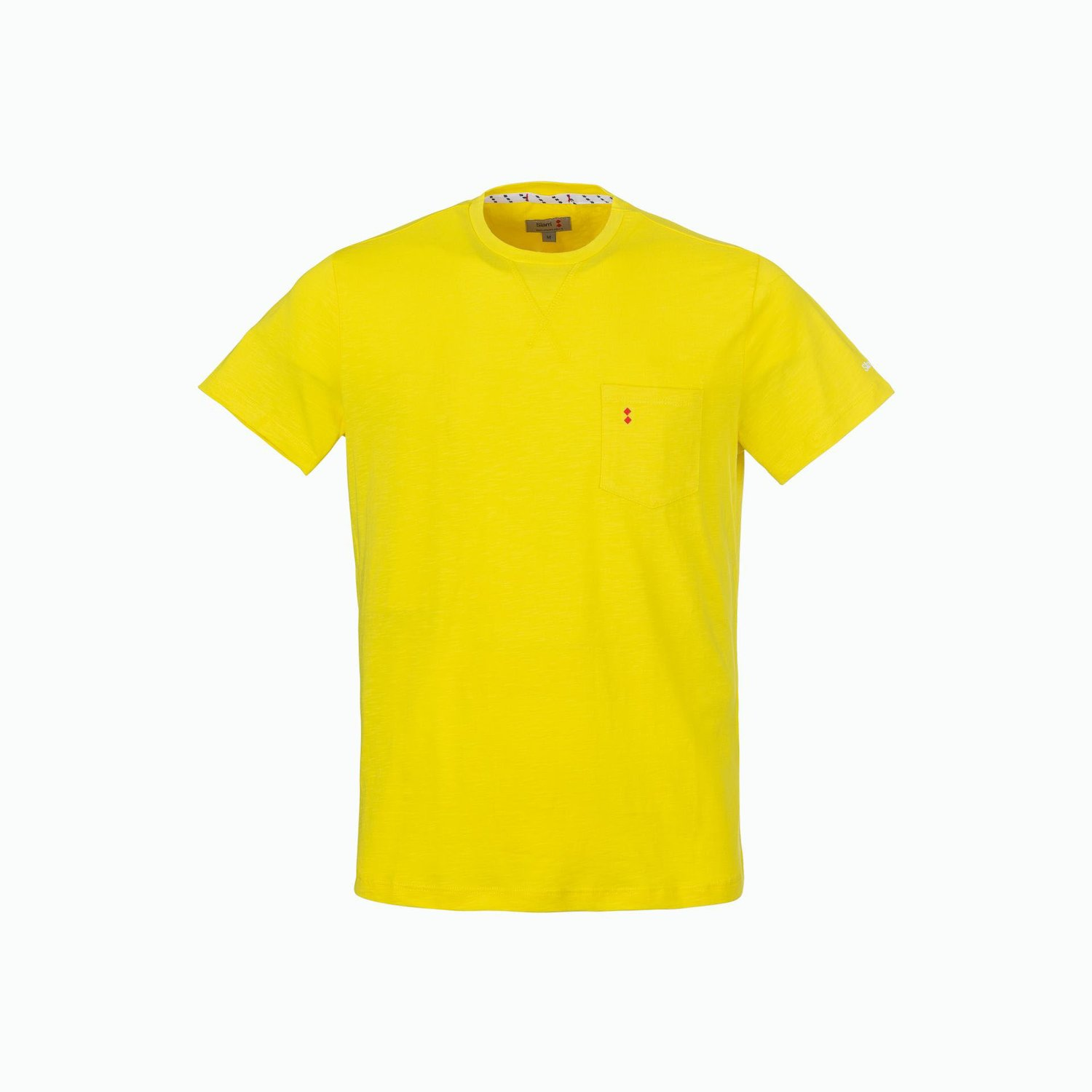 A105 T-Shirt - Blazing Yellow