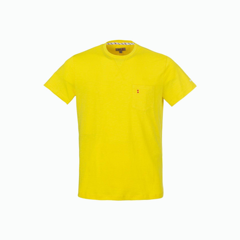 A105 T-Shirt - Leuchtend Gelb