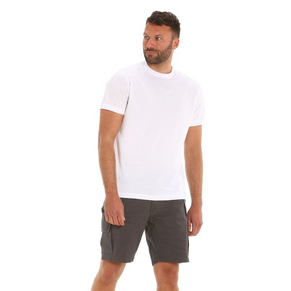 Lecanto 2.1 men's t-shirt in pre-washed Cotton
