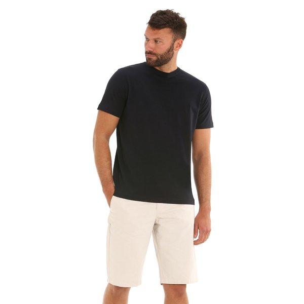 T-Shirt uomo lecanto 2.1 in cotone prelavato