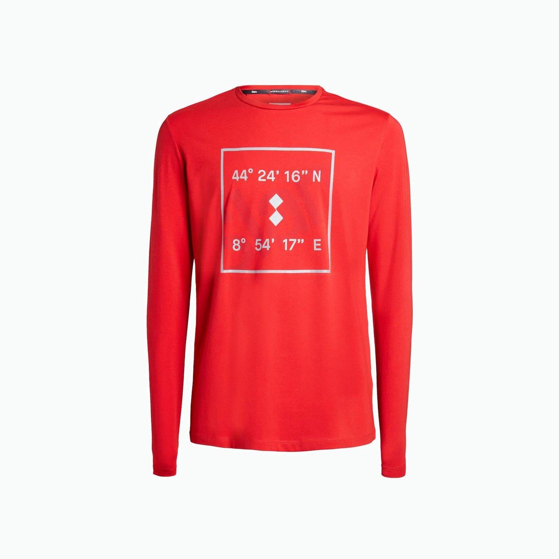 B203 T-shirt - Slam Red