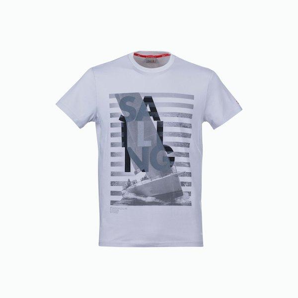 Camiseta hombre C174 con impresión