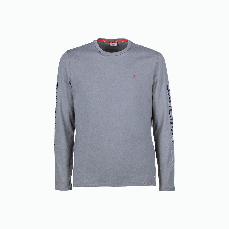 T-Shirt C177 - Grigio Squalo