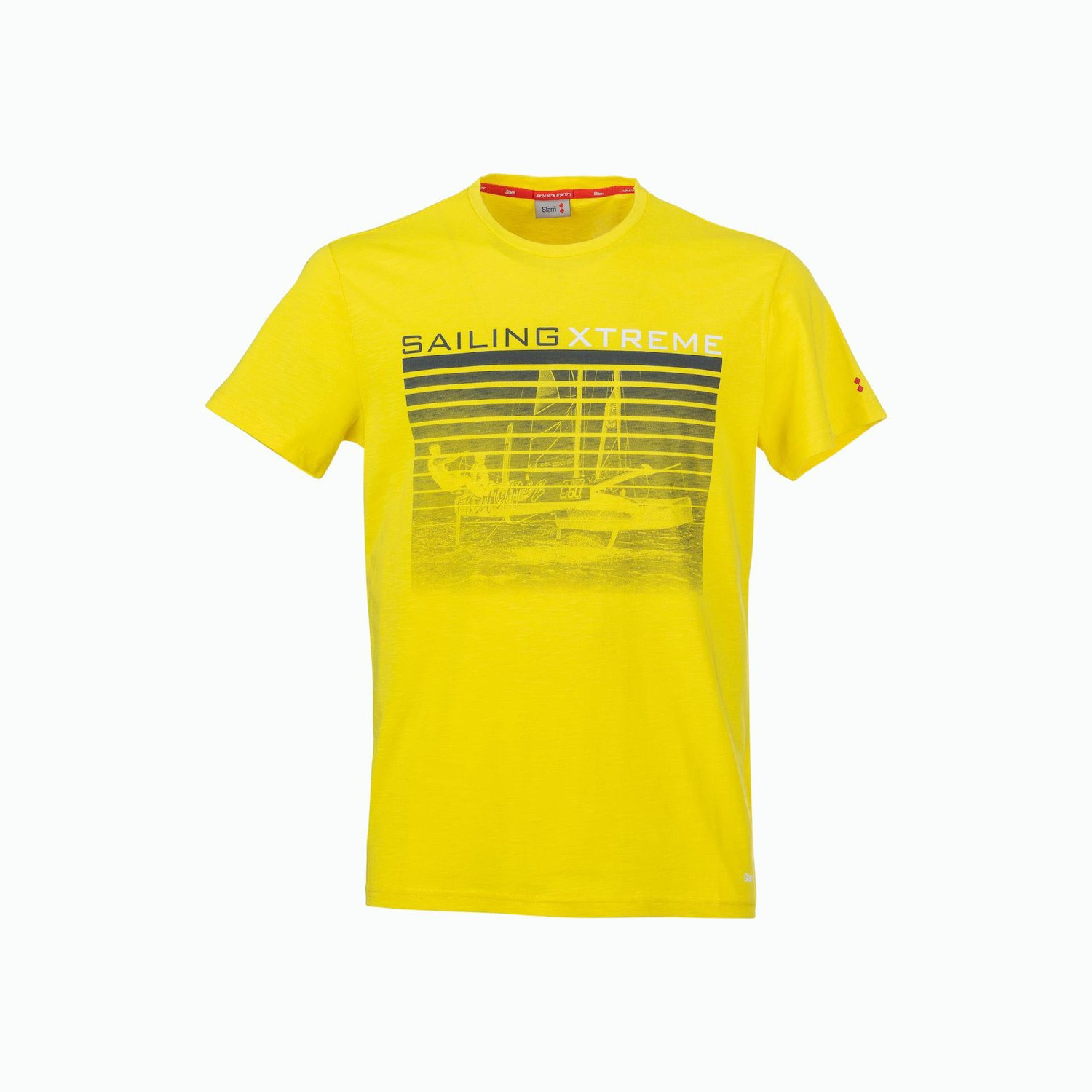 T-Shirt C180 - Blazing Yellow