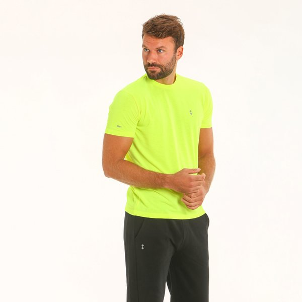 Herren T-shirt Neon F134