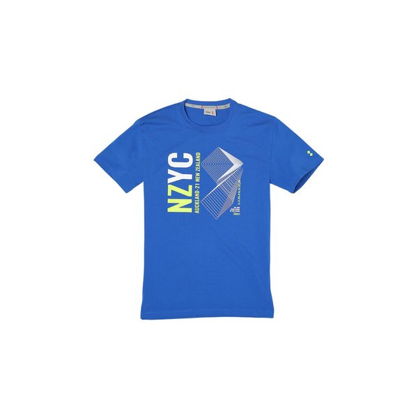 Kurzärmliges Herren-T-Shirt G109 mit Rundausschnitt aus Baumwolle