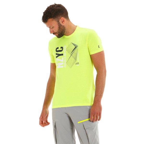 T-shirt uomo G109 girocollo a manica corta in cotone