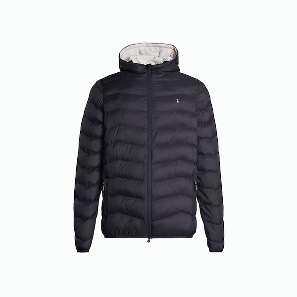Men's B100 down jacket in ultra-light ripstop nylon