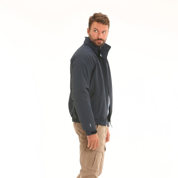 Ripstop tear-resistant nylon Men's jacket F22 with hood