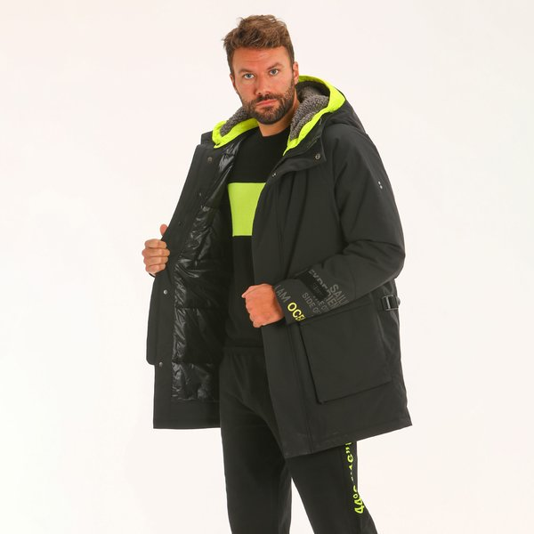 Men's coat F16
