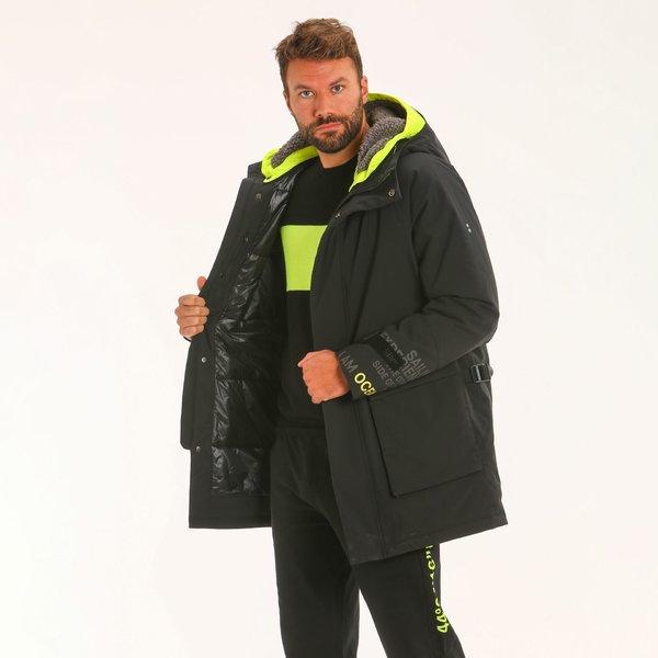 Abrigo hombre F16