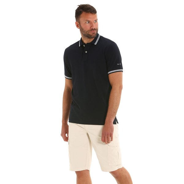 Bermuda Man Mayo New in Cotton with pockets