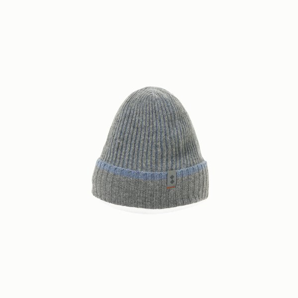 Men cap F419 in wool blend