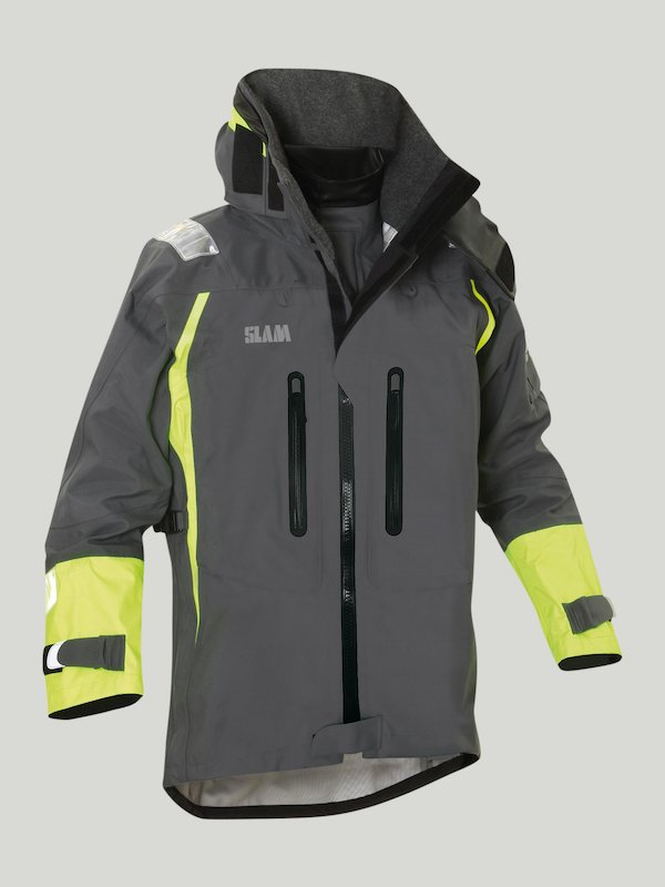 Chaqueta Impermeable Force 9 Ocean Wave