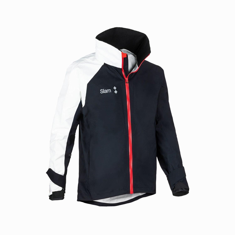 Win-D 3 Coastal Jacket - Nero / Bianco