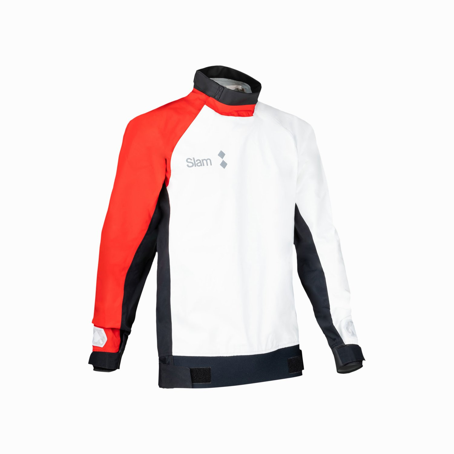 WIN-D 3 COASTAL SPRAY TOP - White / Slam Red / Black
