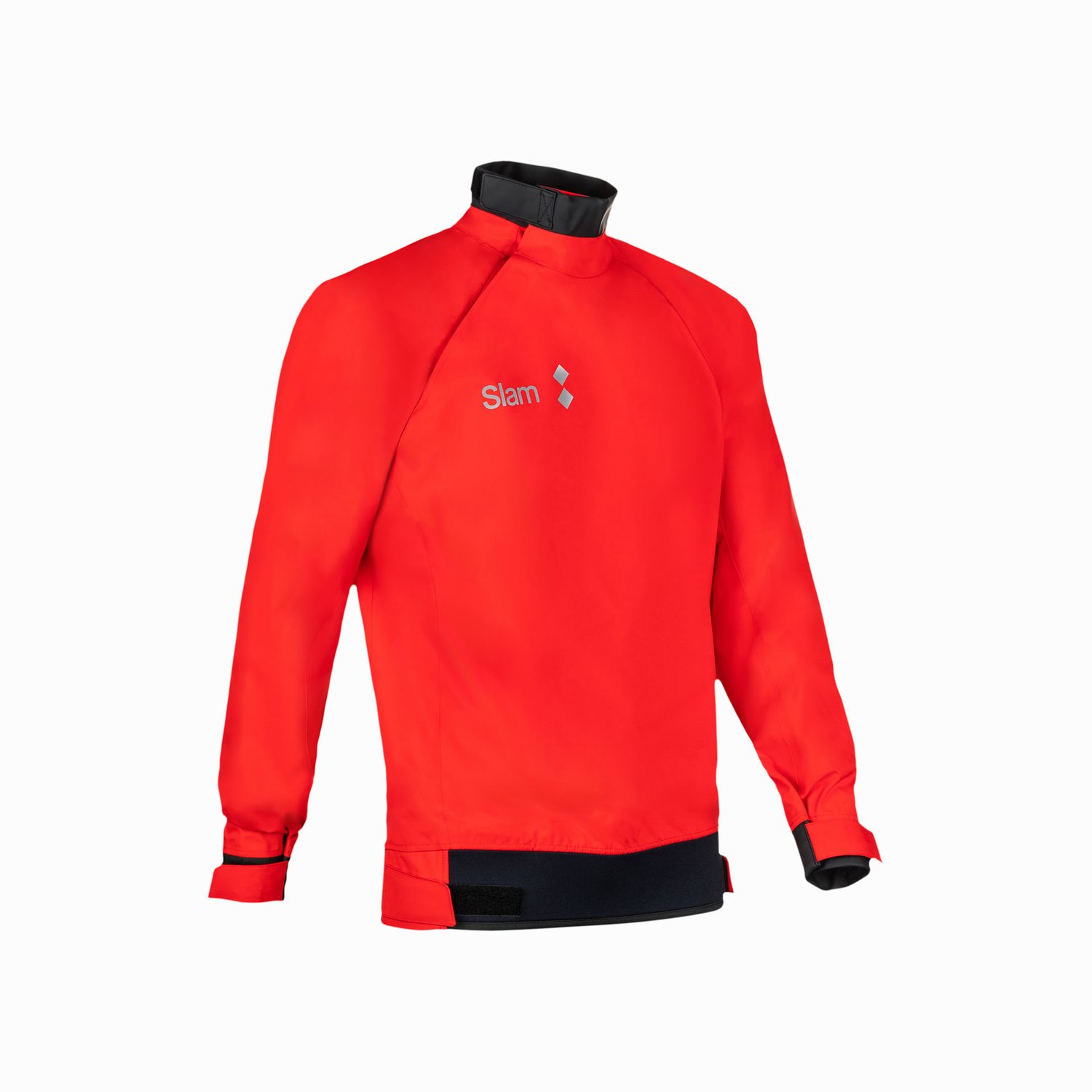 WIN-D 1 SAILING SPRAY TOP - Slam Red