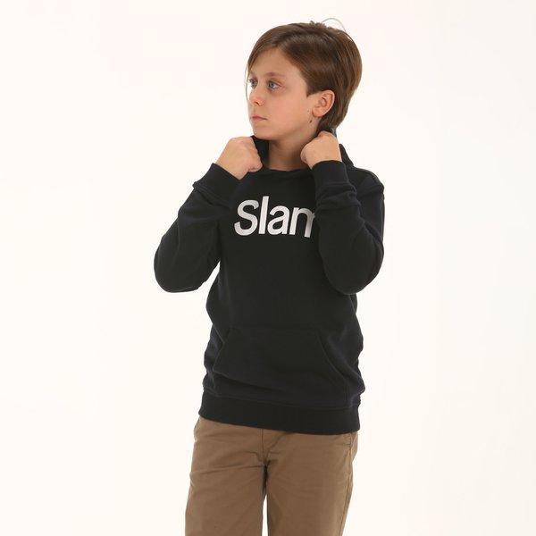 Kinder Sweatshirt D194 aus French-Terry Baumwolle