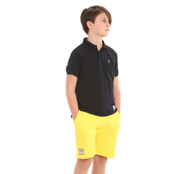 Junior polo shirt E355