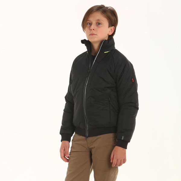 Junior Cerda jacket in ripstop tear-resistant nylon with hood