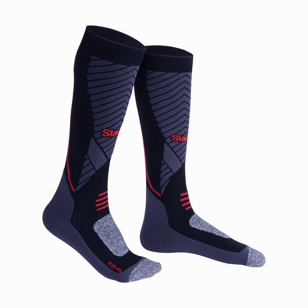 Light and warm Win-D Heat Long Sock