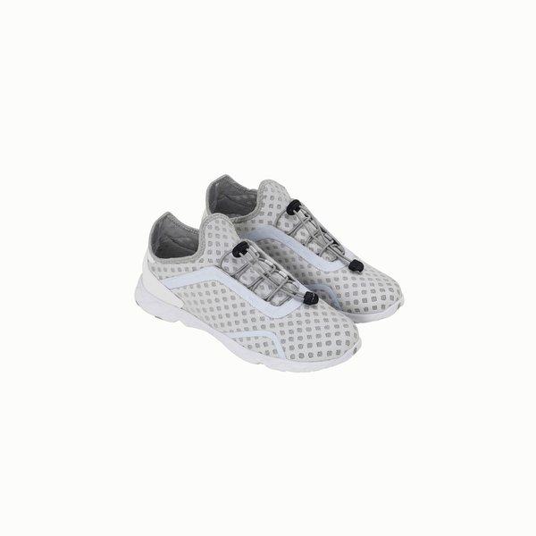 Sneaker 3.0 slip-on con chiusura con laccetto a strozzo