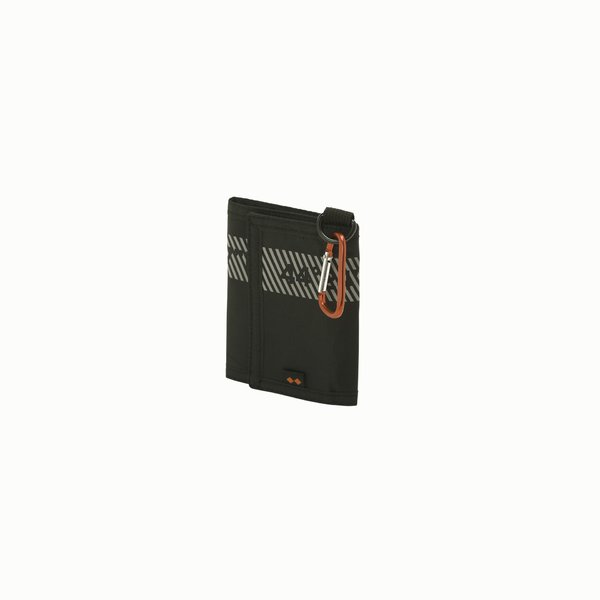 Portafoglio F411 in nylon con coating in PVC