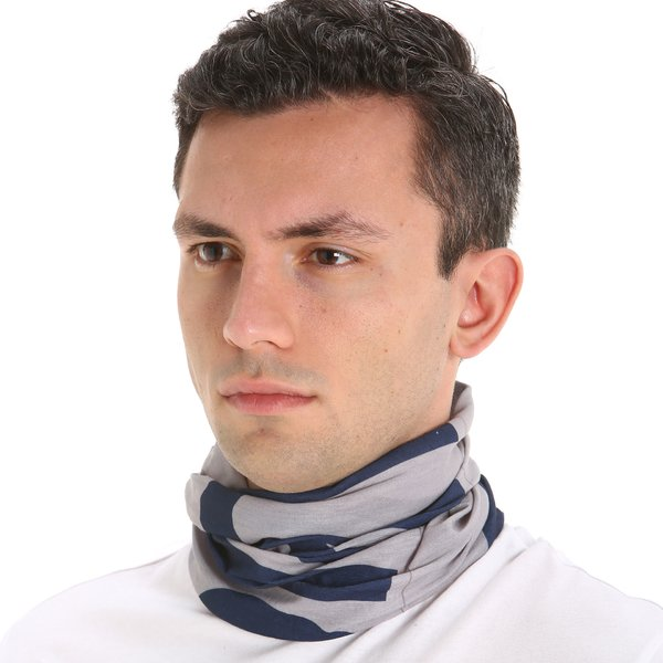 Neck warmer B170 with light padding