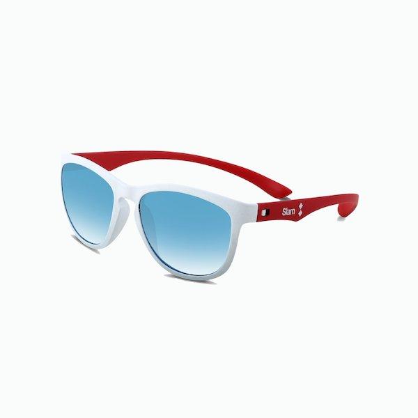 Sunglasses White 10 KNT