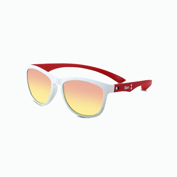 Sunglasses White 10 KNT