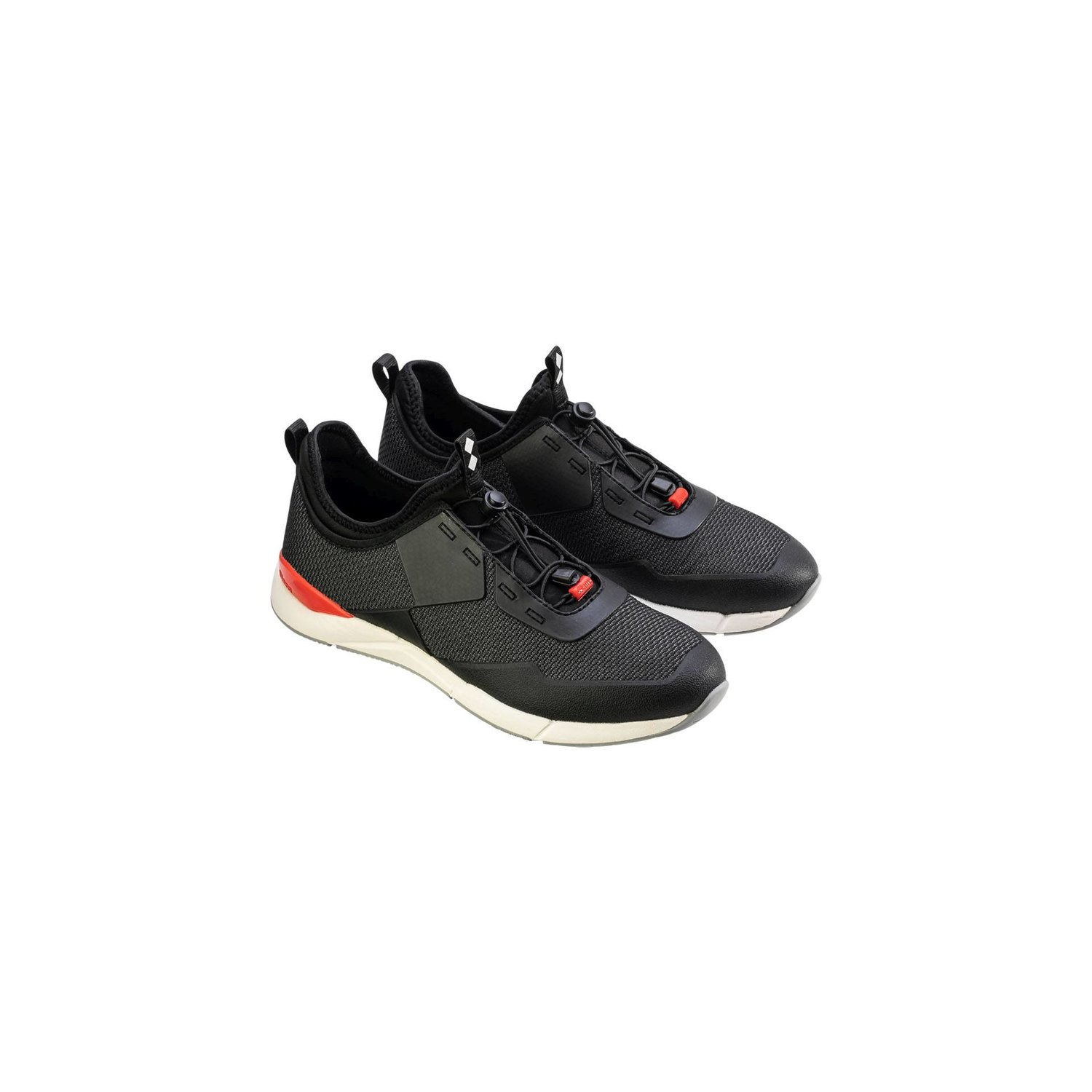 Win-D Technical Shoe - Nero / Bianco