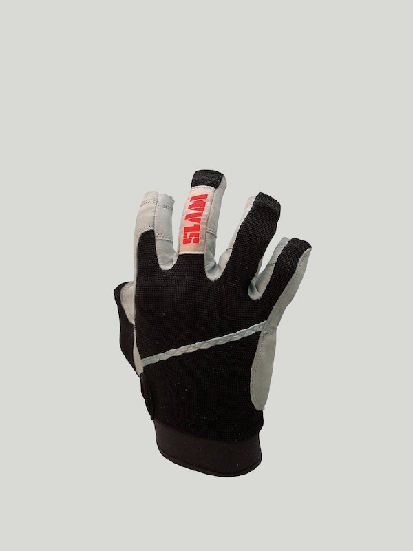3/4 finger gloves