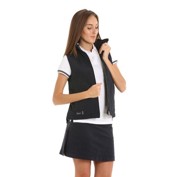 Summer sailing w's sleeveless lined vest women's jacket