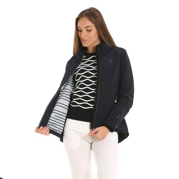 Breathable Shackle Nylon women's Jacket